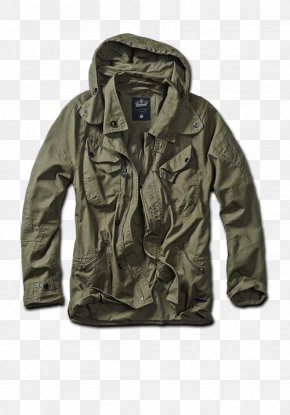 Military Jacket With Hood Black - M-1965 Field Jacket Hood Clothing Coat PNG