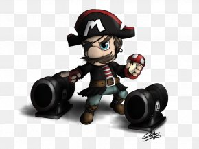 Mario - Super Mario Maker Toad Pirates Of The Caribbean Online Piracy PNG