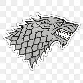 House Stark - Daenerys Targaryen House Stark Winter Is Coming A Game Of Thrones House Targaryen PNG