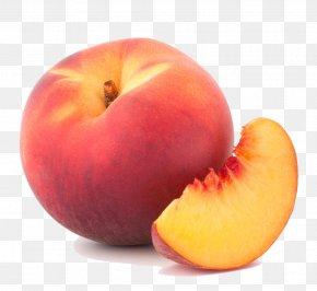 Peach Pic - Peach Cream Fruit PNG