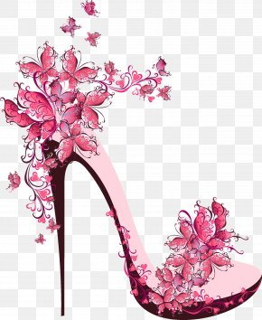 Beautiful High Heels - High-heeled Footwear Shoe Stock Photography Clip Art PNG