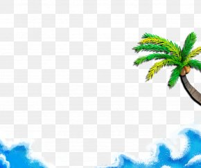 Beach - Beach Sea Wind Wave PNG