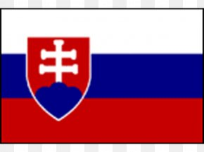Flag - Flag Of Slovakia Slovakia National Under-21 Football Team National Flag PNG