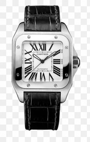 Black Cartier Watches Female Form - Automatic Watch Diamond Source NYC Strap Jewellery PNG