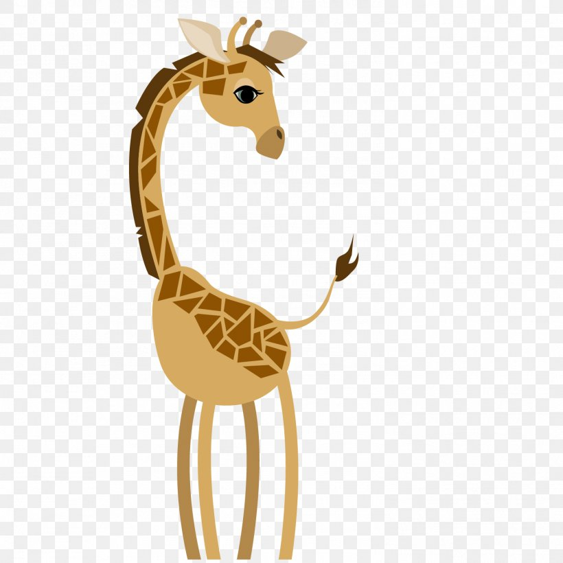 Giraffe Cartoon, PNG, 1501x1501px, Giraffe, Cartoon, Deer, Drawing, Giraffidae Download Free