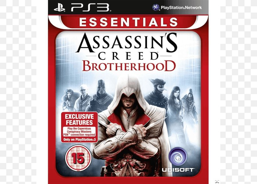 Assassin's Creed: Brotherhood Assassin's Creed III Ezio Auditore Assassin's Creed: Revelations, PNG, 786x587px, Ezio Auditore, Action Game, Film, Game, Pc Game Download Free