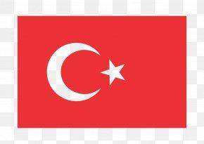 Turk - Flag Of Turkey National Flag Flag Patch PNG