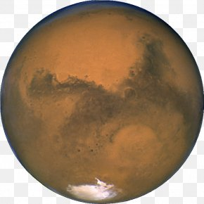 Planets - Earth Human Mission To Mars Planet Colonization Of Mars PNG