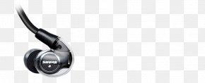 Electrostatic Loudspeaker - Headphones Shure KSE1500 In-ear Monitor High-resolution Audio PNG