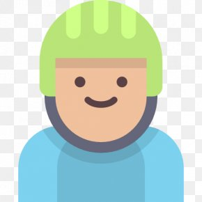 Cyclist Top - Nose Smiley Human Behavior Cheek PNG