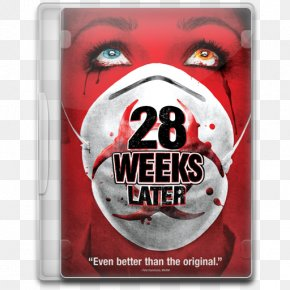 28 Weeks Later - Snout Font PNG