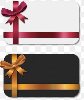Vector Painted Two Bow Tie Gift Card - Amazon.com Gift Card Online Shopping Prize PNG