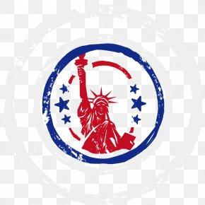 Vector Art Statue Of Liberty - Statue Of Liberty Euclidean Vector Illustration PNG