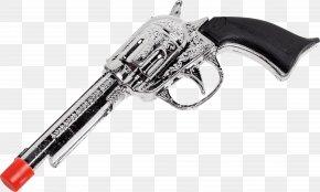 Handgun - Weapon Firearm Revolver Pistol PNG