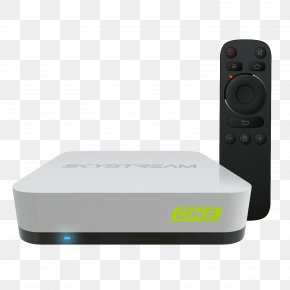 Android - Android TV Digital Media Player 3D Boxing Streaming Media PNG