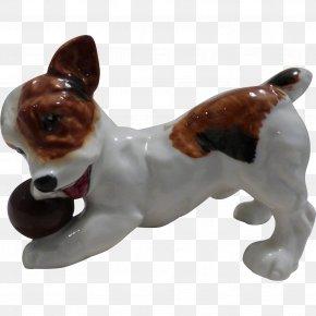 Dog - Dog Breed Companion Dog Figurine PNG
