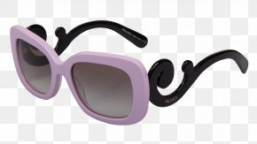 Sunglasses - Goggles Sunglasses Clothing Accessories Prada PR 53SS PNG