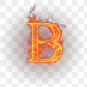 Flame Letter - Letter English Alphabet Fire PNG