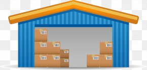 Vector City Courier Warehouse - Transport Euclidean Vector Icon PNG