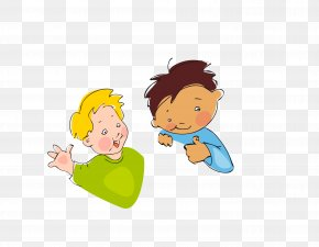 Cartoon Child - Cartoon Child Illustration PNG