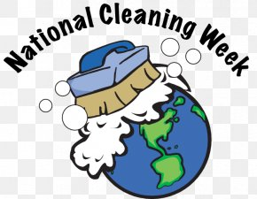 Green Cleaning Cliparts - Cleaner Cleaning Maid Service Housekeeping Clip Art PNG
