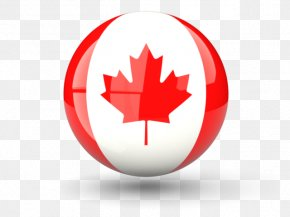 Canada Flags Icon - Flag Of Canada Clip Art PNG
