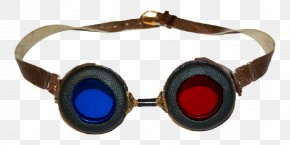 GOGGLES - Glasses Goggles Clothing Accessories Blue Eyewear PNG
