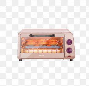 Pink Oven - Oven Home Appliance Electricity Electric Stove Electric Heating PNG