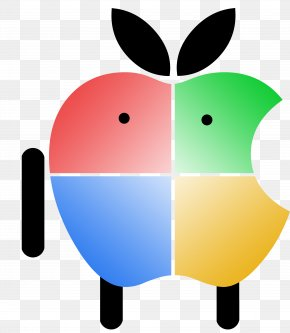 Android - Android Vs Apple Desktop Wallpaper IPhone PNG