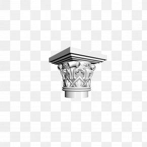 3D Column - Column Autodesk 3ds Max 3D Computer Graphics Capital PNG