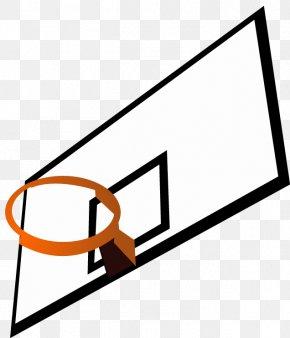 Basketball - Backboard Basketball Canestro Clip Art PNG