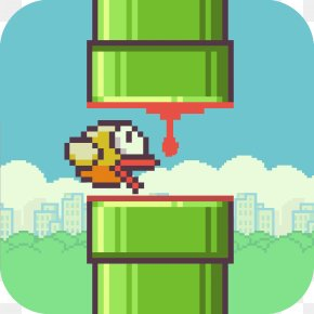 Pipe Flappy Bird - Video Games Flappy Bird Smash Bird App Store PNG