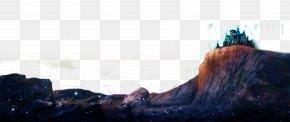 Cliff Castle Star Border Texture - Computer Graphics PNG