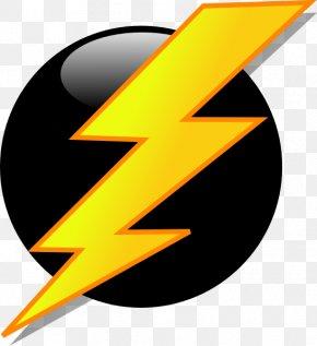 Picture Of A Lightning Bolt - Lightning Chevrolet Bolt Clip Art PNG