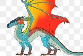 Wings Of Fire Fanart - Dragon Wings Of Fire Drawing DeviantArt Digital Art PNG
