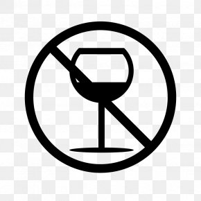 No Drinking - Sign No Symbol Clip Art PNG