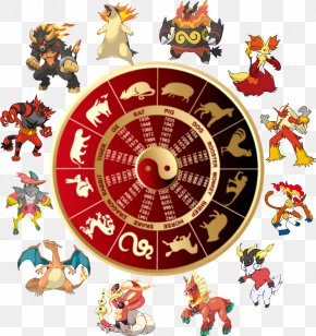Chinese New Year - Chinese Zodiac Astrological Sign Chinese Astrology Horoscope PNG