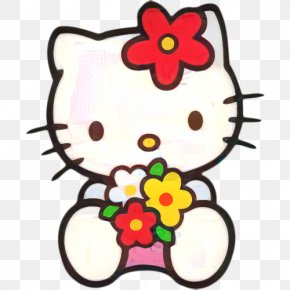 Pink Drawing - Hello Kitty Drawing PNG