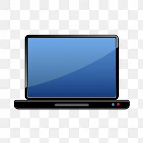 Cartoon Computer - Computer Monitor Laptop Drawing PNG