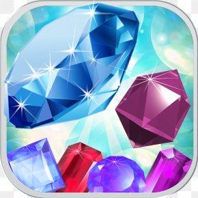 Crystals - Gemstone Turquoise Cobalt Blue Aqua PNG