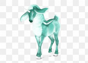 Goat - Goat Character Fiction Figurine PNG