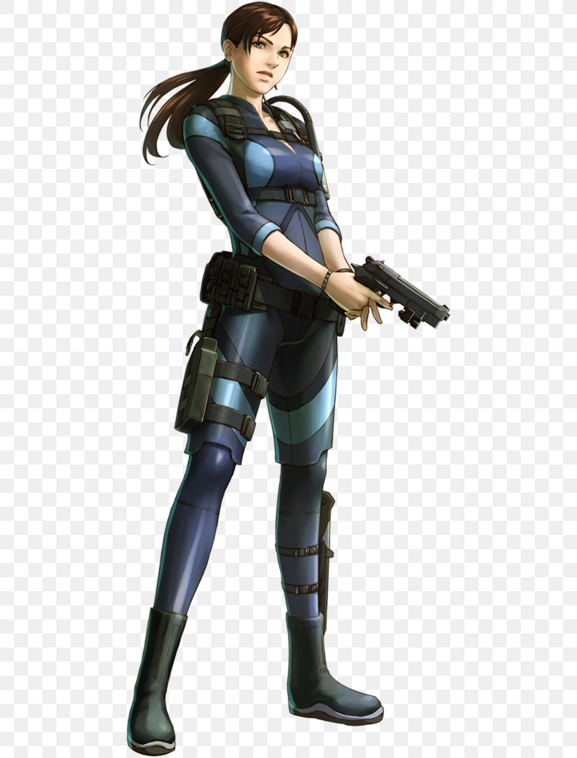 Project X Zone 2 Jill Valentine Chris Redfield Resident Evil