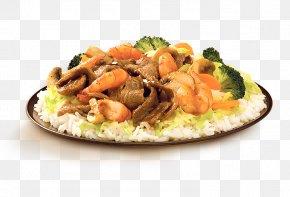 Broccoli Fried Shrimp - Vegetarian Cuisine Sukiyaki Steak Teppanyaki Teriyaki PNG