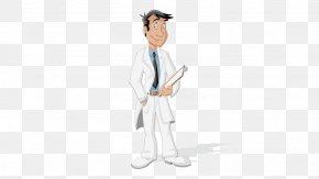 Business Men And Women - Outerwear Cartoon Illustration PNG