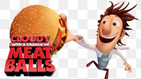Cloudy With A Chance Of Meatballs - Cloudy With A Chance Of Fun Desktop Wallpaper Organism PNG