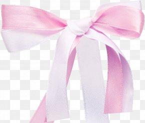 Pretty Pink Ribbon Bow - Pink Ribbon Pink Ribbon PNG