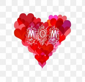 MOM - Mother's Day Gift Illustration PNG