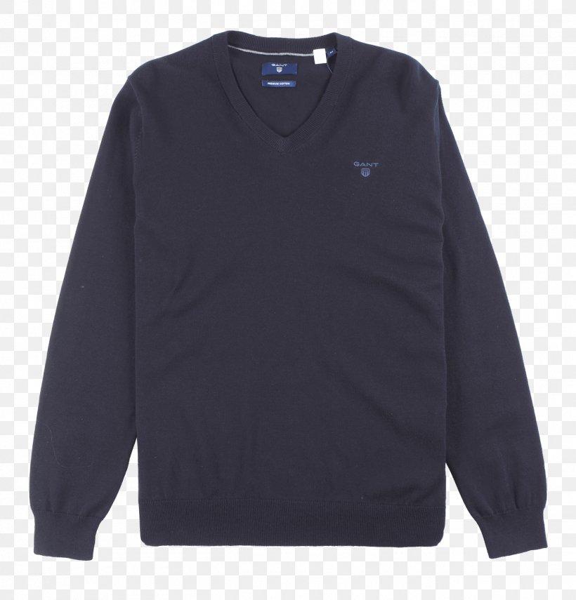 T-shirt Hoodie Sleeve Sweater, PNG, 1350x1408px, Tshirt, Active Shirt, Black, Bluza, Cardigan Download Free