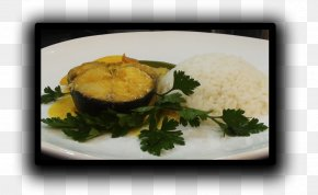 Peixe - Vegetarian Cuisine Recipe Dish Garnish Leaf Vegetable PNG