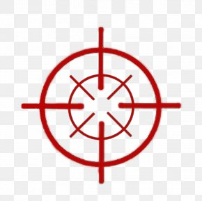 Bullet Holes - Reticle Telescopic Sight PNG